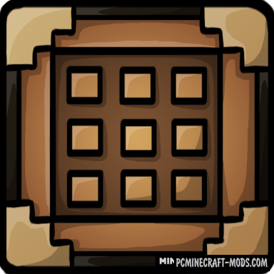 Handheld Crafting Table Mod For Minecraft 1.12.2