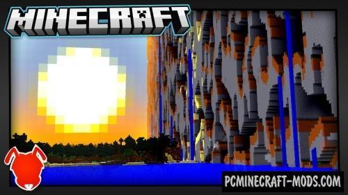 FarLands - Gen Mod For Minecraft 1.16, 1.15.2, 1.14.4