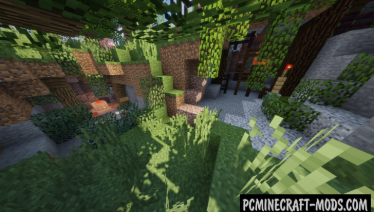 Project Bloomindale Map For Minecraft