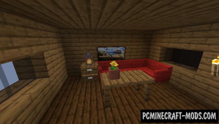 Adorn - Best Decor Mod For Minecraft 1.16.5, 1.16.4