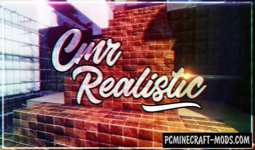 CMR Extreme Realistic 256x Resource Pack For Minecraft 1.12.2