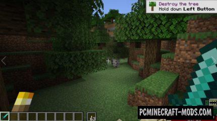 DiUI RPG Hotbar - Fabric Mod For Minecraft 1.15, 1.14.4