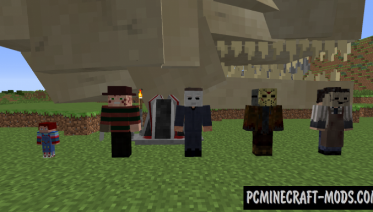 The Legends Mod For Minecraft 1.7.10