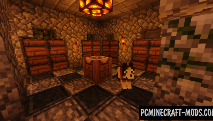 Jicklus 16x16 Resource Pack For Minecraft 1.16.3, 1.16.2, 1.15.2