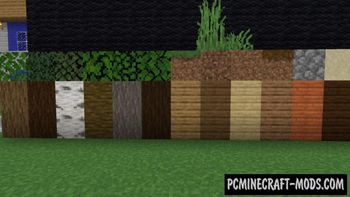 Clafault Resource Pack For Minecraft 1.14