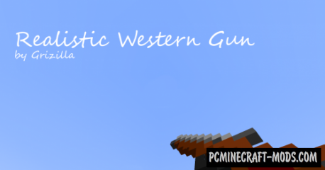 Realistic Western Gun Data Pack For Minecraft 1.14.1, 1.14