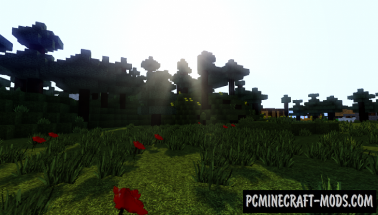 Aromatica Realism HD Resource Pack For Minecraft 1.14.1, 1.13.2, 1.12.2, 1.10.2