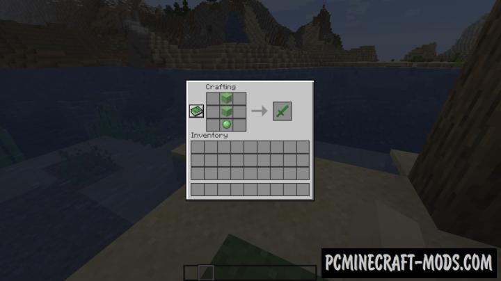 Swords+ Data Pack For Minecraft 1.14