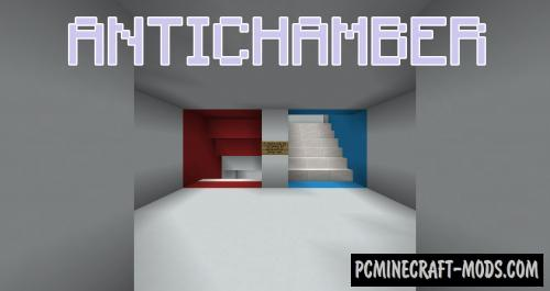 Antichamber Map For Minecraft