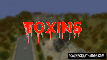 Toxins Map For Minecraft