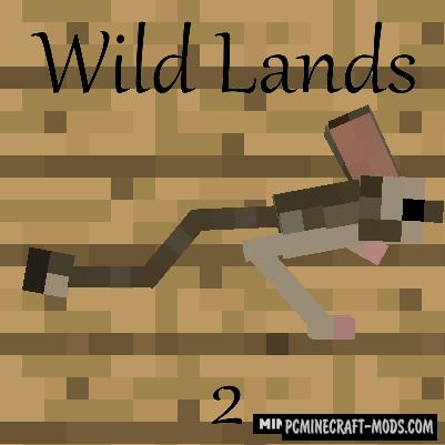 Wild Lands 2 Mod For Minecraft 1.12.2