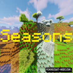 Changing Seasons Resource Pack For Minecraft 1.14.1, 1.14, 1.13.2