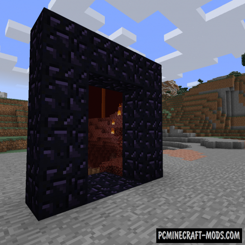 BetterPortals - Dimensions Mod For Minecraft 1.12.2