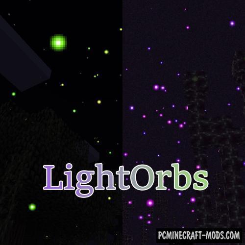 Illuminations Mod For Minecraft 1.14.1, 1.12.2