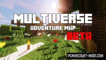 Multiverse Map For Minecraft