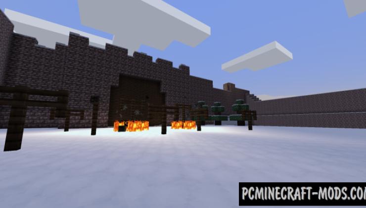 RagnaRune Map For Minecraft