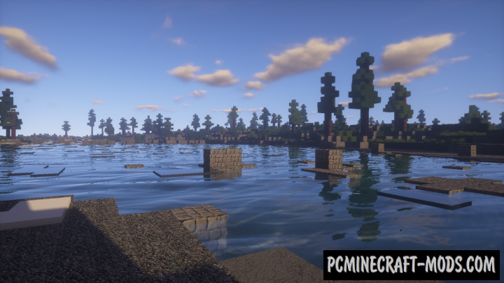 Naturalia Resource Pack For Minecraft 1.14.1, 1.13.2