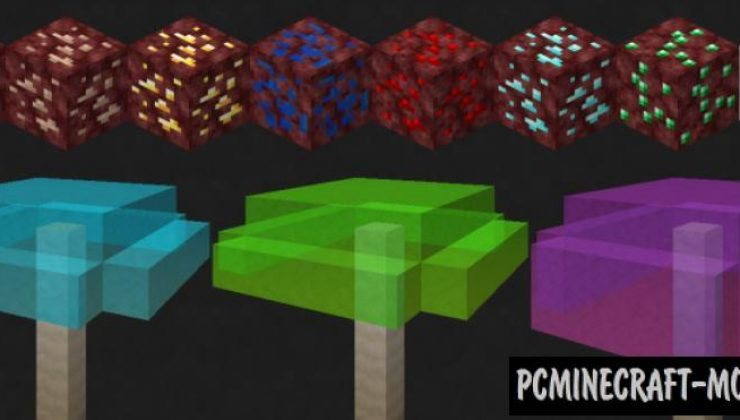 Nether Things Mod For Minecraft 1.14.1, 1.14