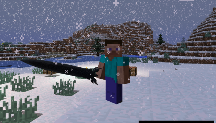 Devil May Cry - Weapons Mod For Minecraft 1.15.2, 1.12.2