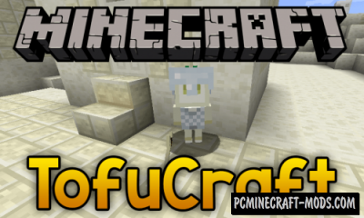 TofuCraftReload - Food Mod For Minecraft 1.16.5, 1.12.2
