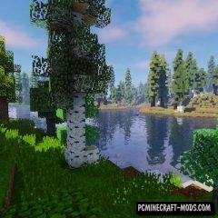 WildNature - 65 New Biomes Mod For Minecraft 1.15.2, 1.14.4, 1.12.2