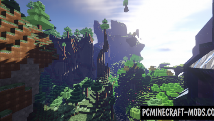 Realistic Algo Full HQ Resource Pack For Minecraft 1.14.1, 1.13.2, 1.12.2
