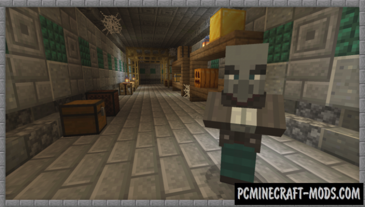 Illager Fortresses Data Pack For Minecraft 1.14.1