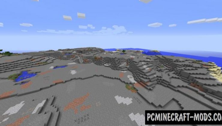 Environs++ - New Biomes Mod For Minecraft 1.12.2