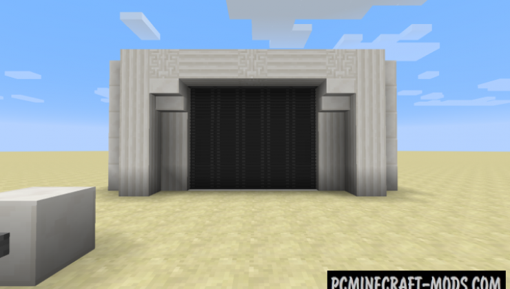 Shutters 2.0 Mod For Minecraft 1.12.2