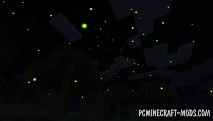 Illuminations Mod For Minecraft 1.14.1, 1.12.2