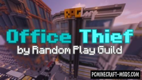 Office Thief Map For Minecraft