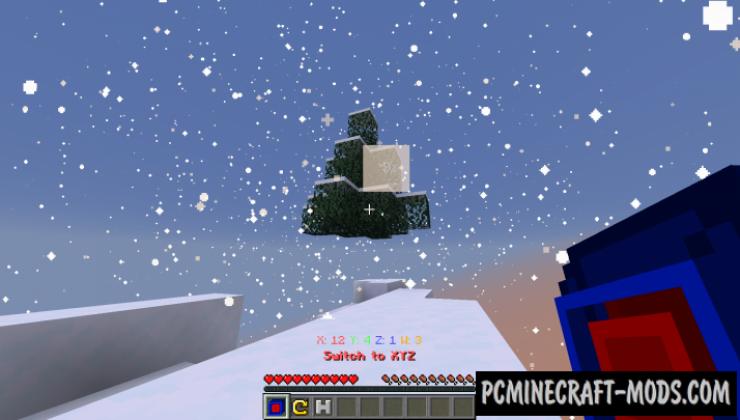 The Hypercube Map For Minecraft