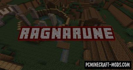 RagnaRune Map For Minecraft