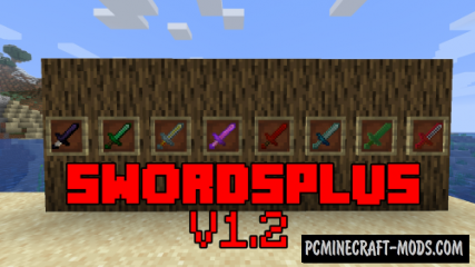 Swords+ Data Pack For Minecraft 1.14