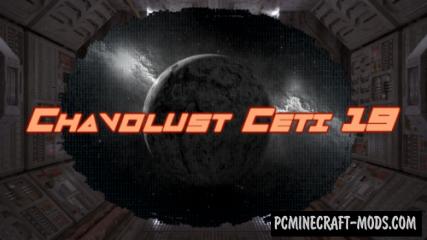Chavolust Ceti 19! Map For Minecraft