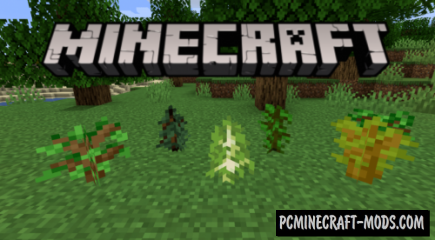 Smart Saplings Data Pack For Minecraft 1.14.1