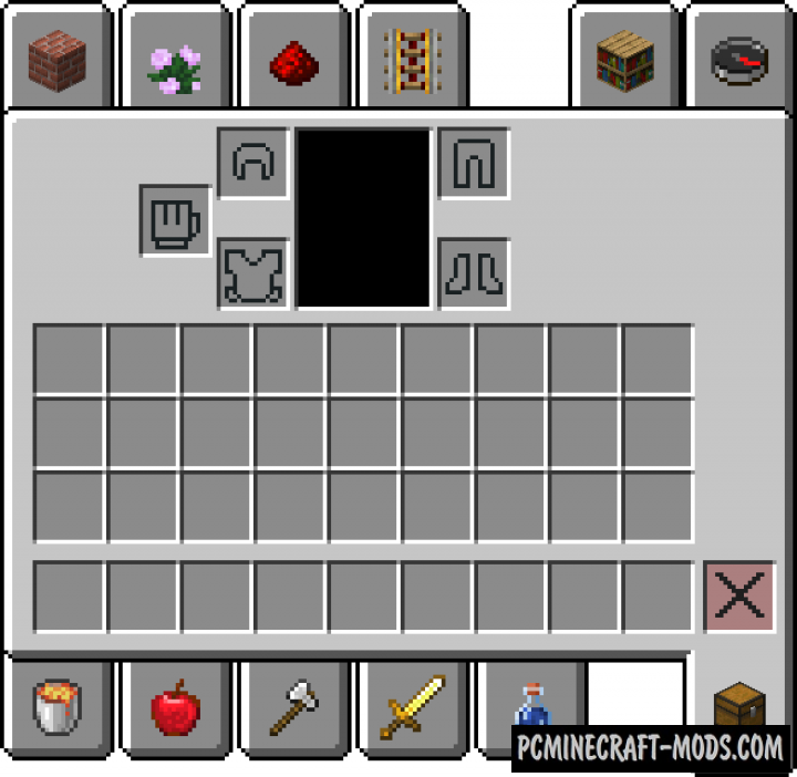 Pablo's Armor Improvements Resource Pack For Minecraft 1.14.1, 1.14, 1.13.2