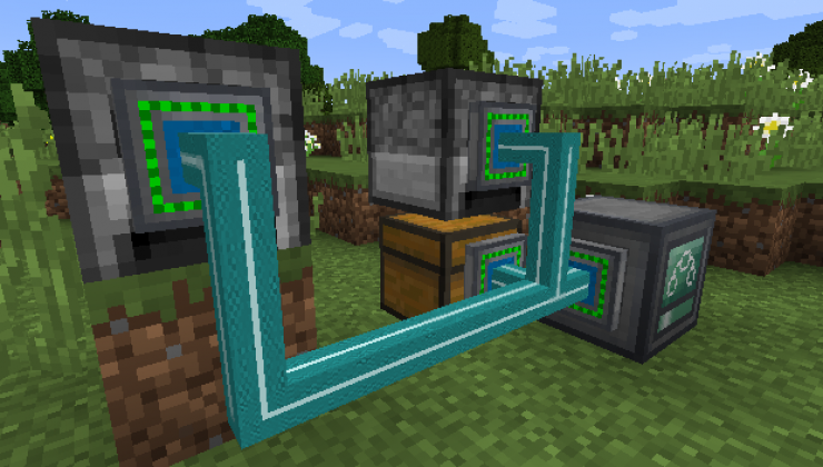 XNet - Technology Mod For Minecraft 1.15.2, 1.14.4