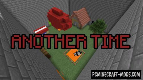 Another Time Map For Minecraft