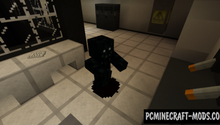 SCP: Blocktainment Breach Map For Minecraft 1 14 4, 1 14 3 | PC Java