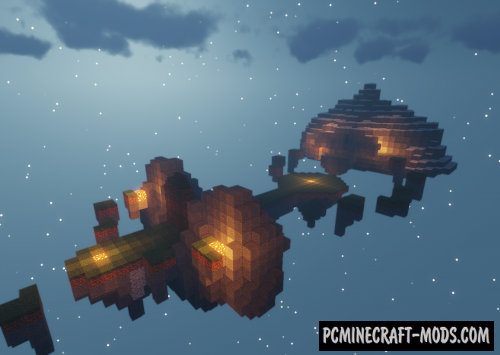 Astral Adventure Map For Minecraft
