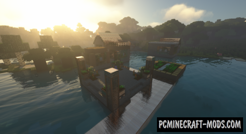 Terra And TerraHD Resource Pack For Minecraft 1.12.2