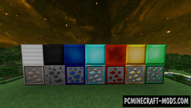 High Rez PvP Resource Pack For Minecraft 1.14.2