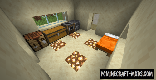 Simple Outpost Data Pack For Minecraft 1.14.3, 1.14