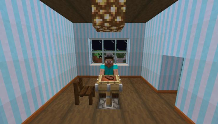 ЕmbellishCraft - Furniture Mod For Minecraft 1.16.4, 1.15.2