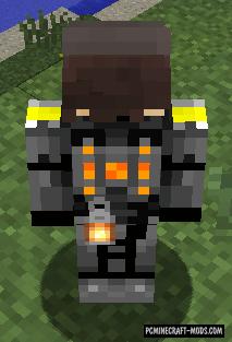 Mining Lantern - Decor Tweak Mod For MC 1.16.4, 1.12.2
