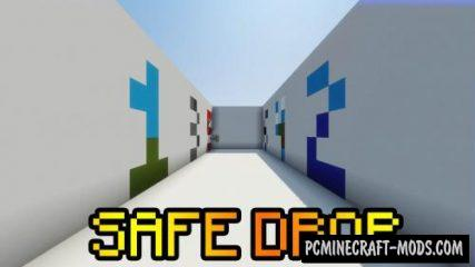 Safe Drop Map For Minecraft