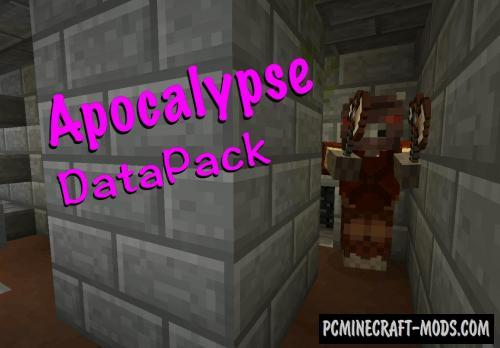 Apocalypse Data Pack For Minecraft 1.14.2