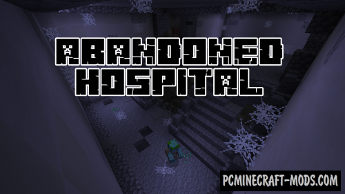 Abandoned Hospital Map For Minecraft