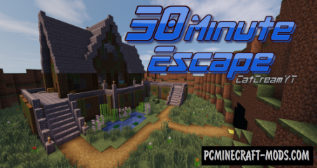 30 Minute Escape Map For Minecraft